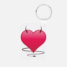 Kozzi-romantic-three-dimen Keychains