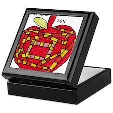 047 Apple Ornament Keepsake Box