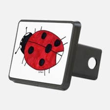 Ladybug Hitch Cover