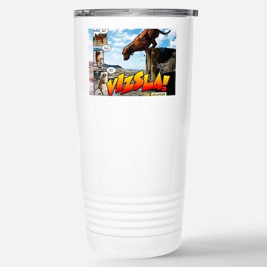 Comic_1_Cover Stainless Steel Travel Mug