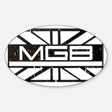 MGB Vintage Decal