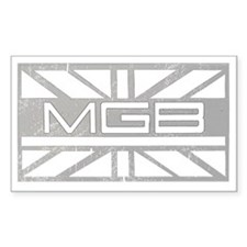 MGB Vintage for dark Decal
