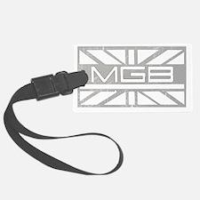 MGB Vintage for dark Luggage Tag
