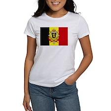 Belgium w/ coat of arms Tee