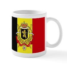 Belgium w/ coat of arms Coffee Mug
