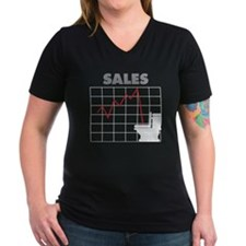 Sales in the Toilet Shirt