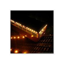 "Sept 2, 2010 Download - Mor Square Sticker 3"" x 3"""
