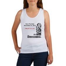 Save The Date 12212012 Women's Tank Top