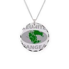 reunitepangeadark Necklace Circle Charm