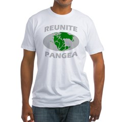 reunitepangeadark Fitted T-Shirt