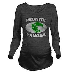 reunitepangeadark Long Sleeve Maternity T-Shirt