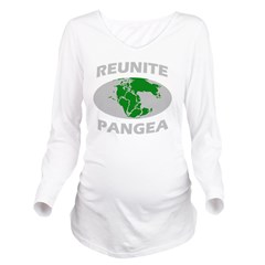 reunitepangeadark Long Sleeve Maternity T-Shirt