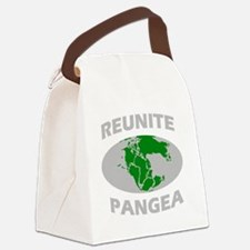 reunitepangeadark Canvas Lunch Bag