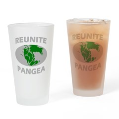 reunitepangeadark Drinking Glass