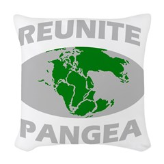 reunitepangeadark Woven Throw Pillow