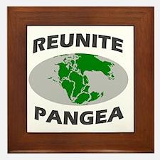 reunitepangea2 Framed Tile