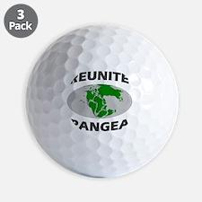 reunitepangea2 Golf Ball