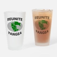 reunitepangea2 Drinking Glass