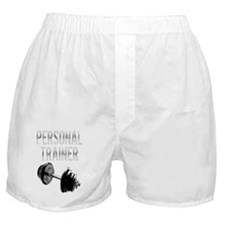 Personal Trainer Weight Training -dar Boxer Shorts