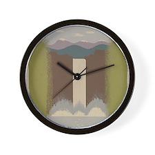 see_america Wall Clock