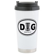 DG Oval Travel Mug