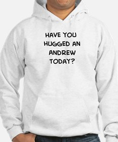 Hugged a Andrew Hoodie