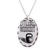 Kettlebell_Workout copy Necklace