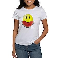 smileywatermelon811friendly big.gi Tee