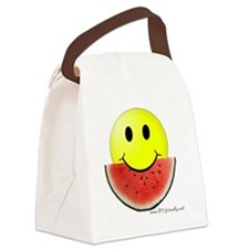 smileywatermelon811friendly big.g Canvas Lunch Bag