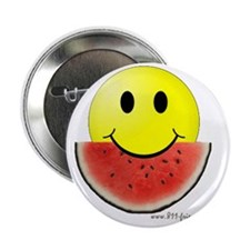 "smileywatermelon811friendly big.gif 2.25"" Button"