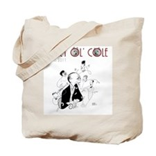 Cole Porter CD Cover Hirschfeld FINAL Tote Bag