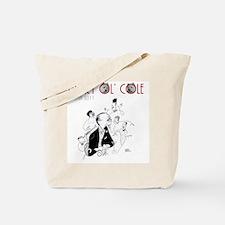 Cole Porter CD Cover Hirschfeld FINAL Tote Bag