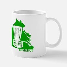 Virginia Disc Golf Basket Mug