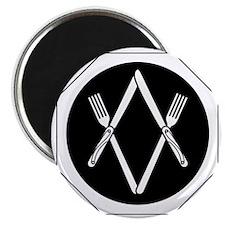 Fork and Knife Magnet