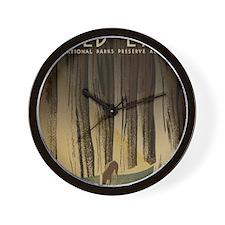wild_life Wall Clock