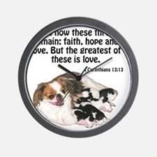 LucyNurs2TRANQuote Wall Clock