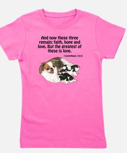 LucyNurs2TRANQuote Girl's Tee