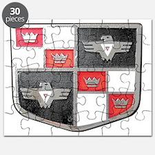 Studebaker Champion Emblem Puzzle