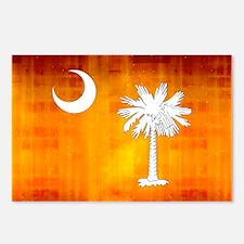 South Carolina Palmetto S Postcards (Package of 8)
