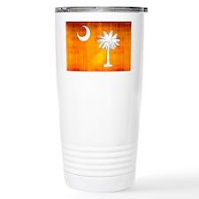 South Carolina Palmetto State F Travel Mug