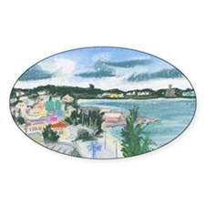 Castries St Luciaf Decal