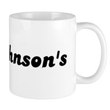 The Johnson's Mug