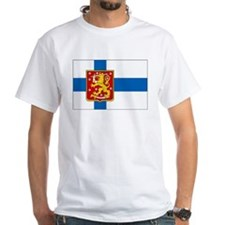 Finland w/ coat of arms Shirt