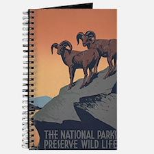 national_parks_preserve_wildlife Journal