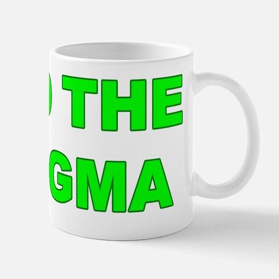 End the stigma Mug
