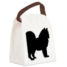 Chow-Chow Canvas Lunch Bag