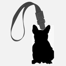 Frenchie Luggage Tag