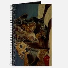 yogi_ipad_sleeve Journal