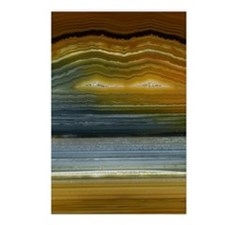 Agate-Mineral-iPad 2 Postcards (Package of 8)