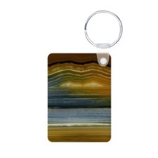 Agate-Mineral-iPad 2 Keychains